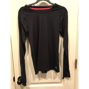 Forever 21 Active Long Sleeve Workout Top